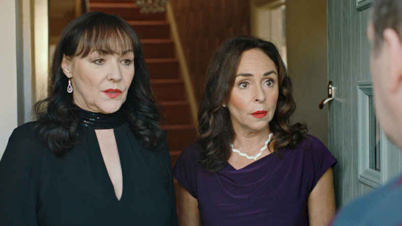 Semi Detached Interview With Samantha Spiro Kate Bradford Zone Tv Features 2020